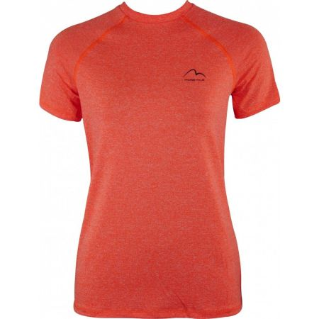 Дамска Тениска MORE MILE Womens Short Sleeve Running Top 511320 MM2827