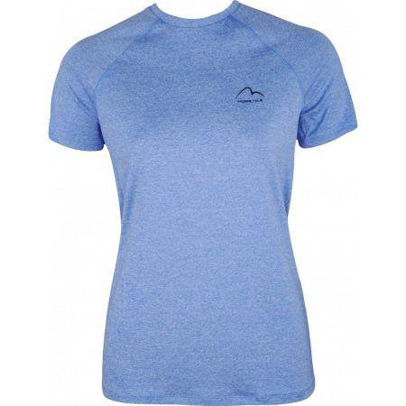 Дамска Тениска MORE MILE Womens Short Sleeve Running Top 511319