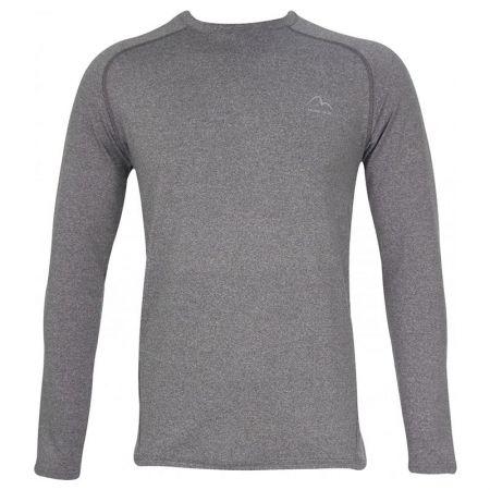 Мъжка Блуза MORE MILE Mens Long Sleeve Running Top  510797