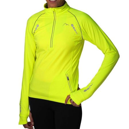 Дамски Суичър MORE MILE Vancouver Ladies Thermal Running Top 508599 MM1784