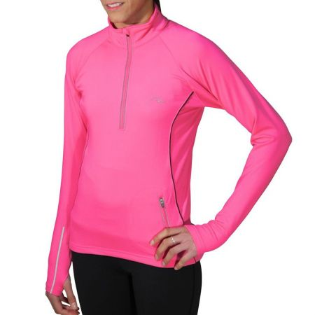 Дамски Суичър MORE MILE Vancouver Ladies Thermal Running Top 508600  MM2434