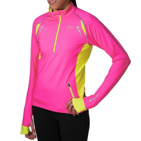 Дамски Суичър MORE MILE Vancouver Ladies Thermal Running Top 508601 MM2436
