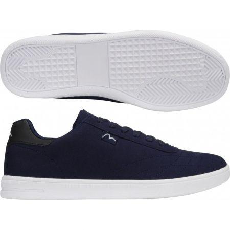 Мъжки Обувки MORE MILE Vibe Classic Suede Trainers 510775 MM2764-Vibe изображение 3