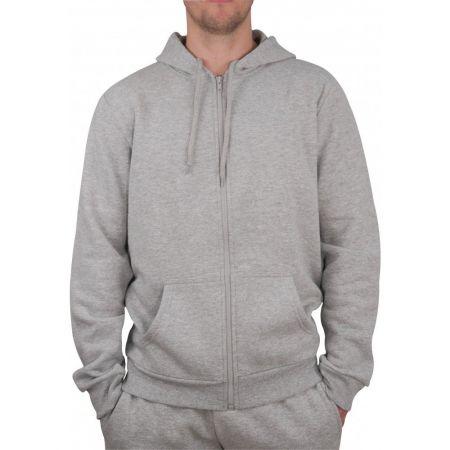 Мъжки Суичър MORE MILE Vibe Mens Full Zip Fleece Hoody 511226