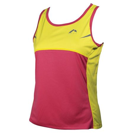 Детски Потник MORE MILE Girls Running Vest 508852