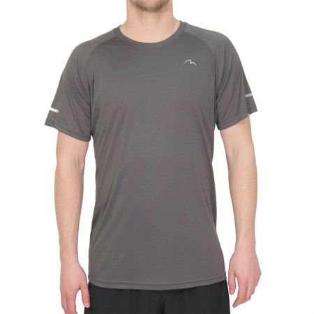 Мъжка Тениска MORE MILE Tempest Cool Performance Mens Running Top