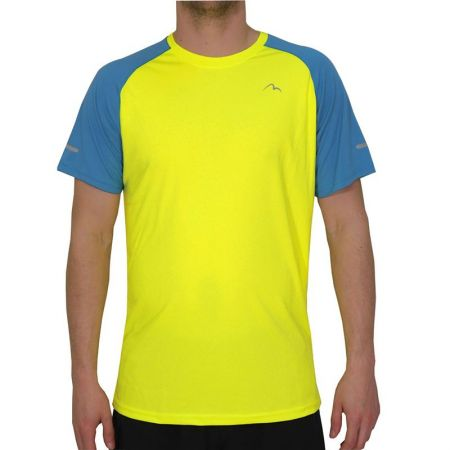 Мъжка Тениска За Бягане MORE MILE Tempest Cool Performance Mens Running Top 508202  MM2567