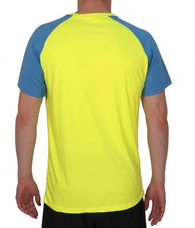 Мъжка Тениска За Бягане MORE MILE Tempest Cool Performance Mens Running Top 508202  MM2567 изображение 2