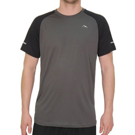 Мъжка Тениска За Бягане MORE MILE Tempest Cool Performance Mens Running Top 508201  MM2569