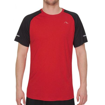 Мъжка Тениска MORE MILE Tempest Cool Performance Mens Running Top 508206  MM2570