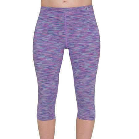 Дамски Клин MORE MILE 3/4 Capri Ladies Running Tights 508535  MM2582