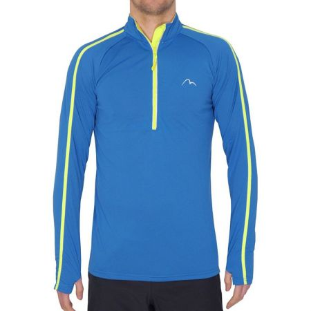 Детска Блуза MORE MILE Hi Viz Half Zip Junior Running Top 509394 MM2676