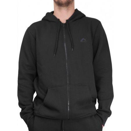 Мъжки Суичър MORE MILE Vibe Mens Full Zip Fleece Hoody 511229 MM2913
