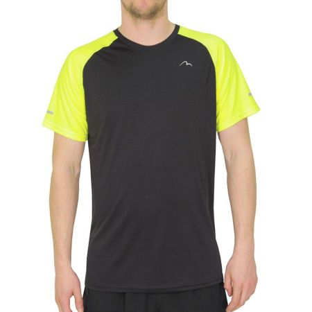 Мъжка Тениска За Бягане MORE MILE Tempest Cool Performance Mens Running Top 508200 MM2565