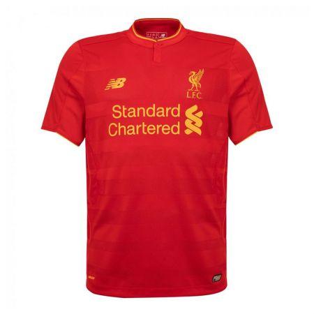 Официална Фланелка Ливърпул LIVERPOOL Mens Home Shirt 16-17 504145