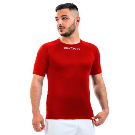 Мъжка Тениска GIVOVA Shirt Capo MC 0012 516621 MAC03