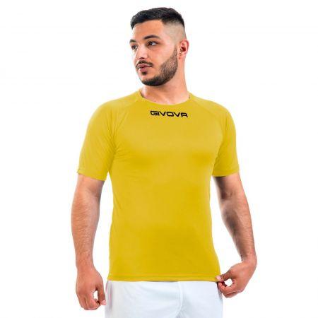 Мъжка Тениска GIVOVA Shirt Capo MC 0007 516619 MAC03
