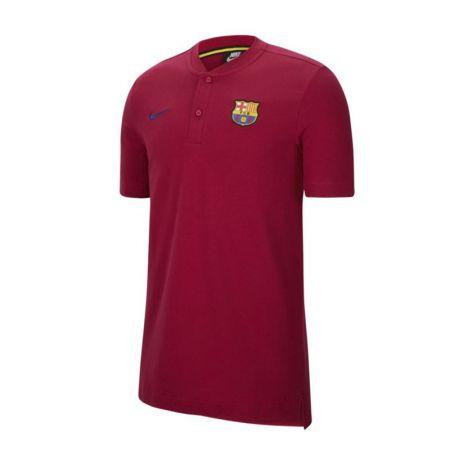 Мъжка Тениска NIKE FC Barcelona Polo 518130 CK9330-620-K