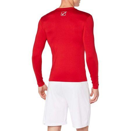 Мъжка Спортна Термо Блуза GIVOVA Running Corpus 3 0012 504806 mae012 изображение 2