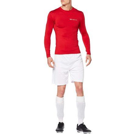 Мъжка Спортна Термо Блуза GIVOVA Running Corpus 3 0012 504806 mae012 изображение 3