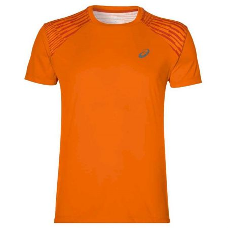 Мъжка Тениска ASICS FuzeX Tee 520091 141238-0524