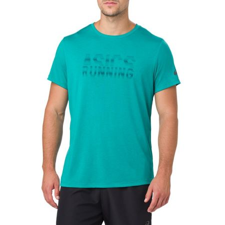 Мъжка Тениска ASICS Graphic SS Top 519930 141265-8098