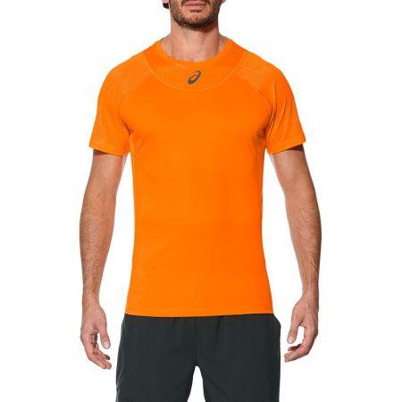 Мъжка Тениска ASICS M Athlete Cooling Top 519914 141141-0524