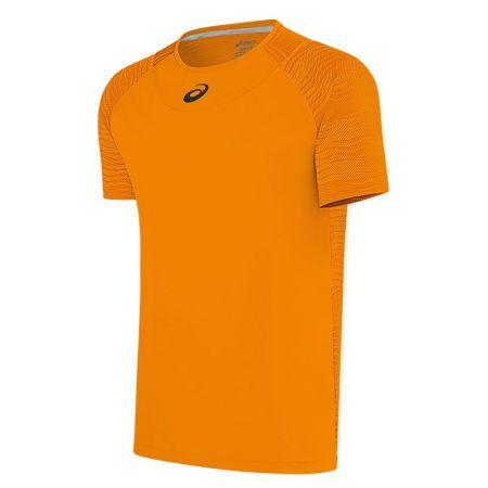 Мъжка Тениска ASICS M Club GPX Top 519915 141146-0524