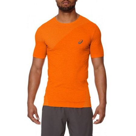 Мъжка Тениска ASICS ESNT Seamless Top 520139 143605-0563