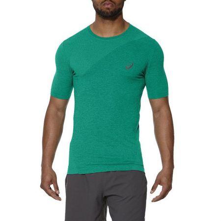 Мъжка Тениска ASICS ESNT Seamless Top 520140 143605-5013