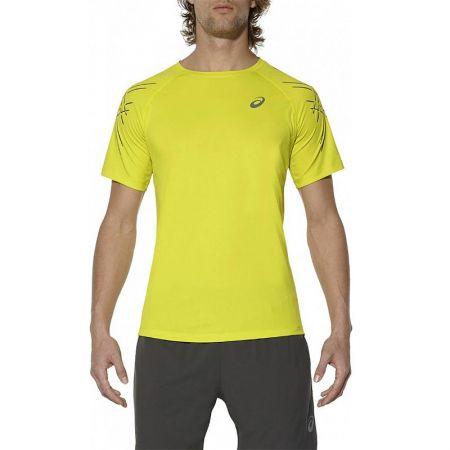 Мъжка Тениска ASICS SS Stripe Top 519975 126236-0480