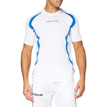Мъжка Тениска За Бягане GIVOVA Running Shirt 0302 505432 LR04