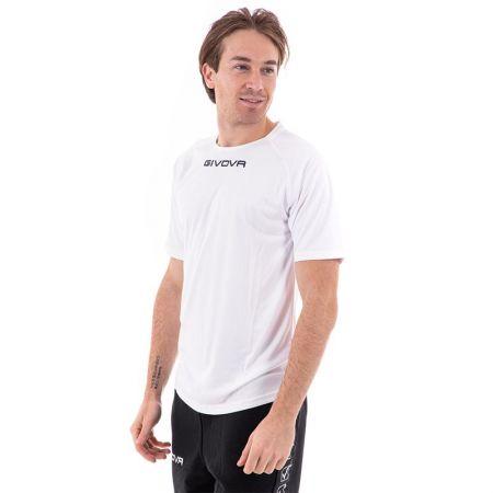 Мъжка Тениска GIVOVA Shirt One 0003 504631 MAC01