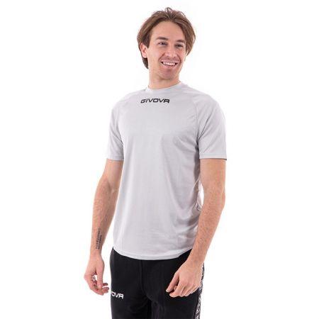 Мъжка Тениска GIVOVA Shirt One 0027 504677 MAC01
