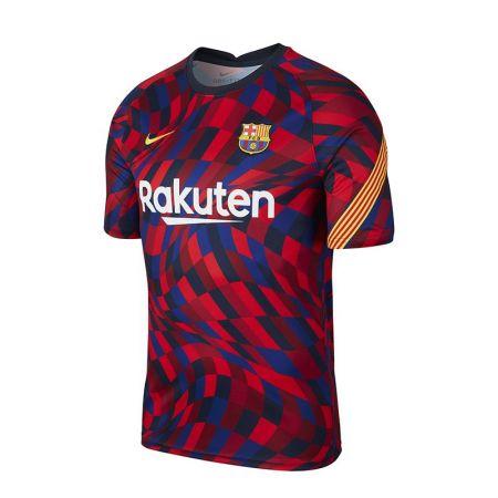 Мъжка Тениска NIKE FC Barcelona Pre-Match Jersey 518150 CD5812-658-K