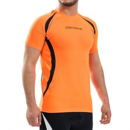 Мъжка Тениска За Бягане GIVOVA Running Shirt 2810 505433 LR04