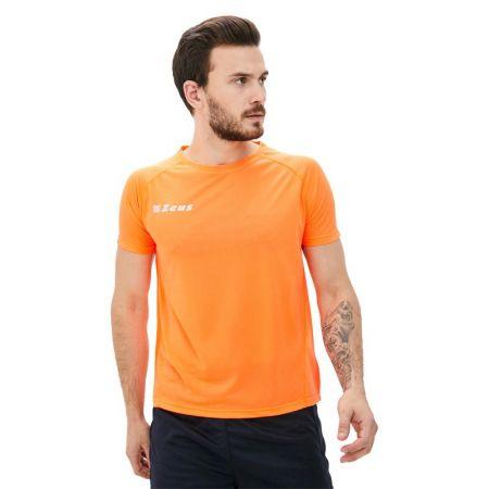 Мъжка Тениска ZEUS Maglia Fit Arancio 506375 Maglia Fit