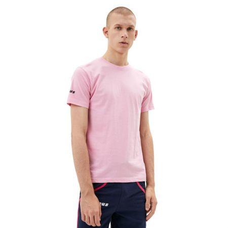 Мъжка Тениска ZEUS T-Shirt Basic Pink 506736 T-Shirt Basic