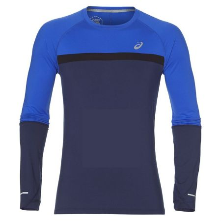 Мъжка Блуза ASICS Thermopolis Plus LS 520121 2011A030-401