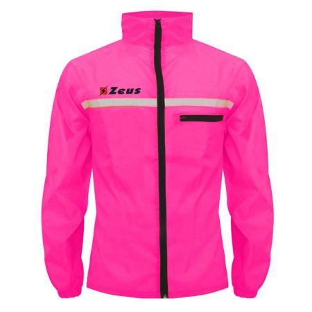 Мъжко Яке/Ветровка ZEUS Rain Jacket Runner M/L Fuxia 520152 K-Way Runner M/L