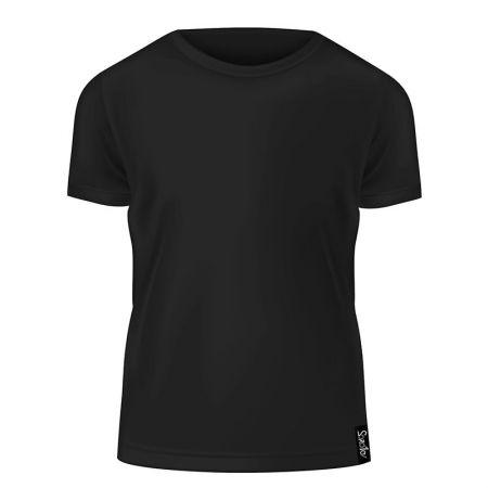 Мъжка Тениска 2o7o10v Basic Black Т-shirt 519521 T1_М_B