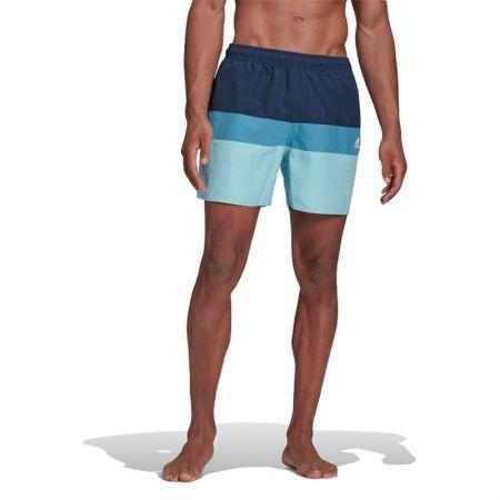 Мъжки Бански ADIDAS Length Colorblock Swim Shorts 519764 GM2217-B