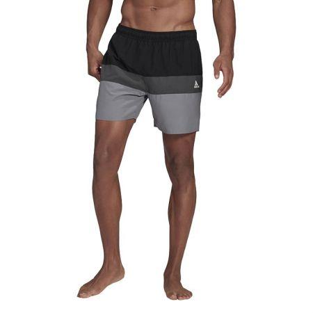 Мъжки Бански ADIDAS Length Colorblock Swim Shorts 519765 GM2219-B