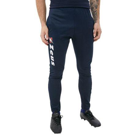 Мъжки Панталони ZEUS Pantalone Easy Blu 516116 Pantalone Easy