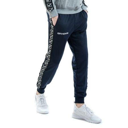 Мъжки Панталони GIVOVA Pantalone Terry Band 0004 515332 BA12