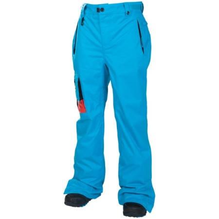 Мъжки Ски/Сноуборд Панталони 686 Mannual Insulated Pant W13 101013a 30306900133-BLUEBIRD
