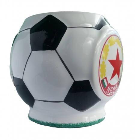 Чаша CSKA Ceramic Crest Mug 500821  изображение 3