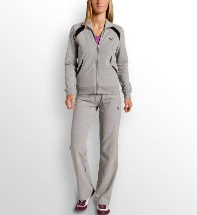 Дамски Анцунг PUMA Sweat Suit 200523 81392203 изображение 4