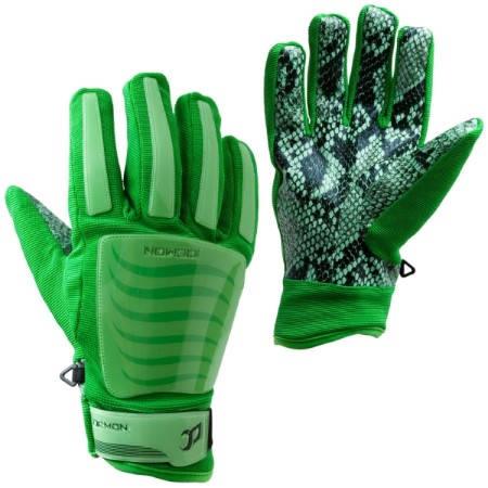Ски/Сноуборд Ръкавици DEMON Serpent Pipe Glove 400342 30307100040-Green