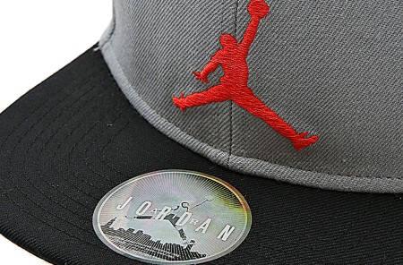Шапка NIKE Air Jordan True Jumpman Snapback 400910b 513405-024 изображение 4